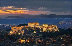 Athens, The Acropolis and Saronicos Golf