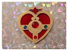 COSPLAY Brosche Sailor Moon kosmischen von StarlightDecoDream, $45.00