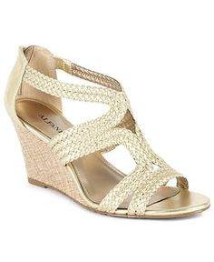 We're going wild for wedges! ALFANI #shoes BUY NOW!