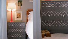 Ikea upgrade: DIY drawers with ceramic zakkia knobs SO CUUUTE