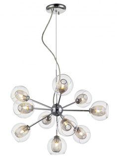 Vornado LED Chandelier from WAC Lighting | Lookout Drive Lighting ...