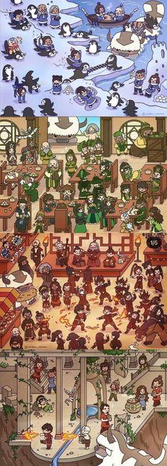 Avatar Aang, Suki Avatar, Avatar Legend Of Aang, Avatar The Last Airbender Funny, The Last Avatar, Team Avatar, Avatar Airbender, Legend Of Korra, Avatar Cartoon