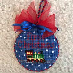 1st Christmas ornament