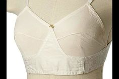 1926 bra was designed to suit the straight silhouette - the 'flapper' style