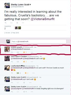 OHEMGEE I'M TOTALLY FREAKING OUT! VICTORIA RESPONDED TO ME&LIKE LEGIT MADE MY WEEK! *passes out*
