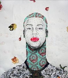 Untitled Species by Ebony G. Patterson