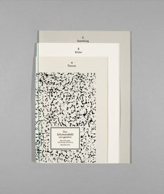 Editorial & Typography / Esther Rieser: Schulwandbild Thisispaper Magazine