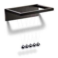 Newton's Cradle Fridge Magnet