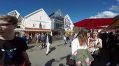 This video is about Bergen, Norway 2016