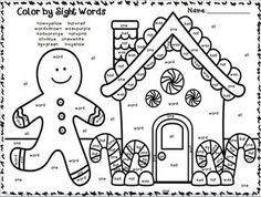1000+ images about coloring on Pinterest | Sight words ...