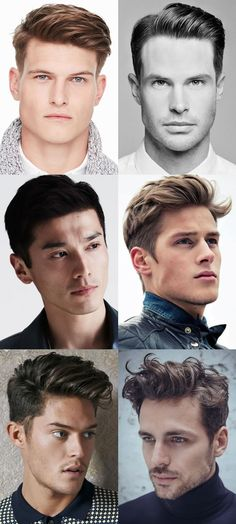 Men's Short Back and Sides Hairstyles - The Quiff