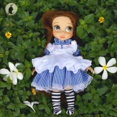 Reserved. Doll clothes for Disney animator by RabbitinthemoonThai