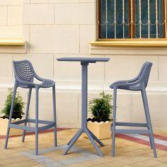 Resin Furniture, Outdoor Furniture, Outdoor Bar Sets, Bistro Set, Bar Stools, Indoor, Table, Home Decor, Bar Stool Sports