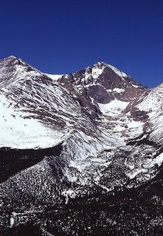 If you're going to hike Longs Peak in Rocky Mountain National Park, make Estes Park your base camp