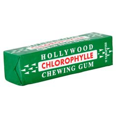 hollywood chewing gum - the original the real one, the one you eat with copa . - souvenir enfance - Healt and fitness