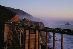 Bixby Bridge - Californie - Etats-Unis