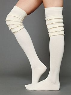 1fa0bd5d5 Free People Fiddler Tall Sock So cute with boots!
