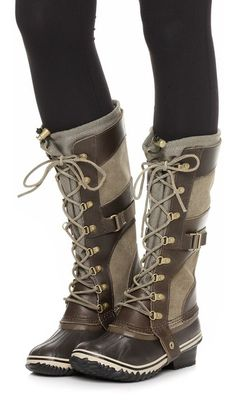 Conquest Carly Boots. Sorel ...