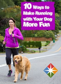 Want to bring Fido along for the run? He'd love it and so would you! Read these tips for how to run with your best friend--and make the workout more fun for both of you!