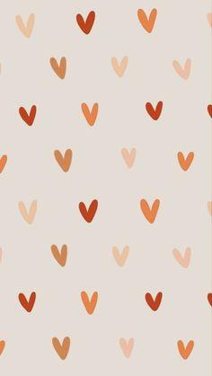 Cute Fall Wallpaper, Cute Patterns Wallpaper, Aesthetic Pastel Wallpaper, Aesthetic Wallpapers, Wallpaper Für Desktop, Iphone Background Wallpaper, Heart Iphone Wallpaper, Pretty Wallpapers, Aesthetic Black