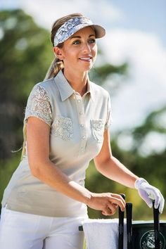Daily-Sports-2016-Kollektion-FJ-Sommer-Cassidy_380x570 Ladies Golf, Women Golf, Golf Fashion, Golf Outfit, Ss16, Lady, Clothes For Women, Golf Style, Sports