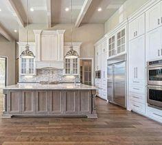 Cool Modern Farmhouse Kitchen Backsplash Ideas 22
