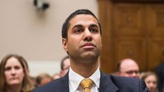 FCC Commissioner Ajit Pai. Meet the man who's going to make America's internet free again. The internet had been working just fine for 30 years before the FCC/0bama decided it needed to fix a problem that didn't demonstrably exist. Ajit Pai was the only member of the agency who understood that & who fought publicly to stop regulation of the greatest innovative tool since the printing press. Anyone who values internet freedom now & in the future should rejoice at his nomination to head the…