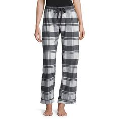 Pj Salvage Women's Plaid Cotton Pajama Bottom ($33) ❤ liked on Polyvore featuring intimates, sleepwear, pajamas, grey, plaid pajama bottoms, cotton pyjamas, tartan plaid pajamas, cotton pjs and cotton sleepwear