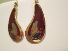 Hey, I found this really awesome Etsy listing at https://www.etsy.com/listing/193096897/vintage-laurel-burch-bird-in-flight