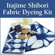 Hasil gambar untuk itajime shibori folding techniques