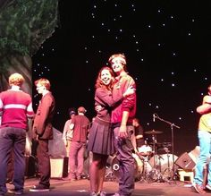 Meredith and Joey at LeakyCon Portland