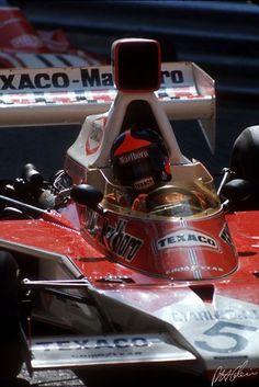 Fittipaldi 1974 Monaco McLaren M23