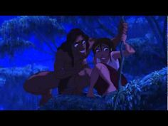 Strangers like me from Disney's Tarzan 1999 Good quality video. sung/written by: Phil Collins Disney owns everything *This is my personal favorite song from . Disney Love Songs, Gif Disney, Disney Pixar Movies, Disney Music, Disney Stuff, Film Song, Movie Songs, Cartoon Songs, Walt Disney Records