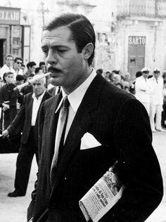 Marcello Mastroianni in Divorzio all'italiana, 1961