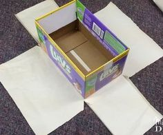 s 17 brilliant ways to reuse your empty cardboard boxes, home decor, repurposing upcycling