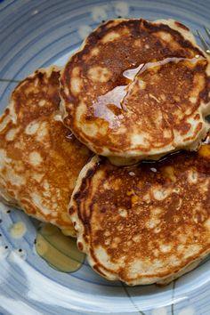 #Epicure Sylvie's Apple Pancakes