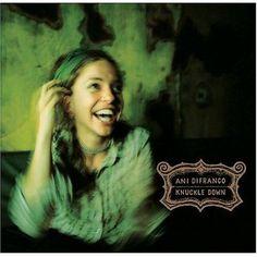 Ani Difranco - Knuckle Down - 2 LP