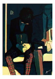 Ren Amamiya, Akira Kurusu, T Play, Fan Art, Persona 5, Bad Boys, Manhwa, Joker, Fandoms
