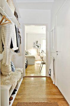 Les petites surfaces du jour : Premier appartement