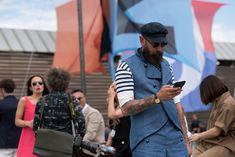 Pitti Uomo Spring 2017: Best Florence Street Style, Day 2 Photos | W Magazine
