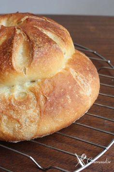 gourmandise pão de cottage
