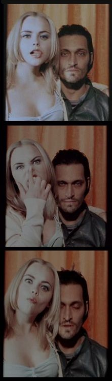 buffalo 66 Christina Ricci and Vincent Gallo
