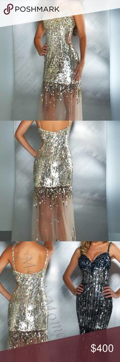 New! Never Worn with Tags MacDuggal Dress 👗👗 Beautiful long dress. Style number 85092m MacDuggal Dresses