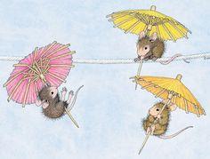 Милый позитив...Мышки-Шалунишки | Ellen Jareckie. Обсуждение на LiveInternet - Российский Сервис Онлайн-Дневников