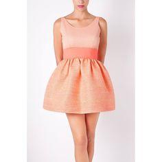 ORANGE DRESS SHORT by Anamaya design
