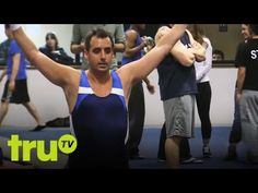 Impractical Jokers - Ribbon Dancing For The Gold - YouTube  this was great.