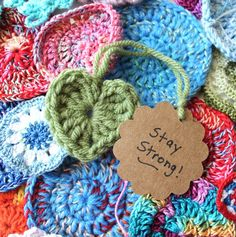 Little Treasures: How Crochet Heals and the Magic of Mandalas by Kat...