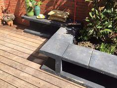 Leuk met de beton profielen