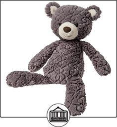 Felpa María Meyer masilla oso de peluche, tamaño medio, color: gris  ✿ Regalos para recién nacidos - Bebes ✿