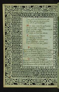 W.494, LACE BOOK OF MARIE DE' MEDICI 45v